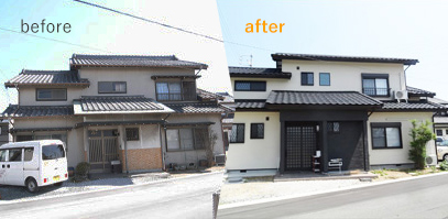 建売、中古住宅の仲介・リノベーション