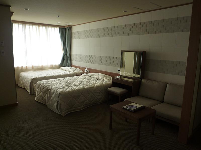 ホテルシーパレスリゾート6階客室改修工事