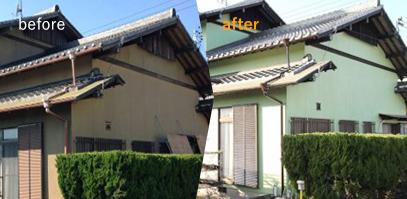 住宅のメンテナンス・修繕