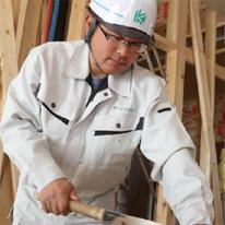 建築エンジニア(大工技能職)