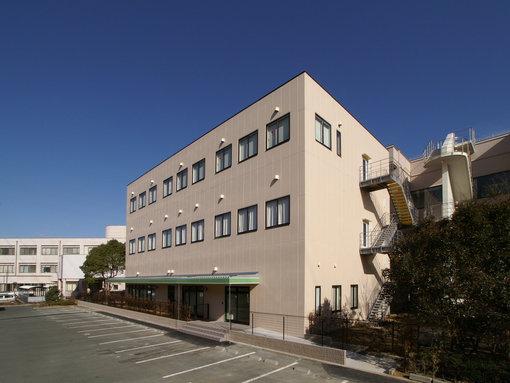 豊橋市民病院管理棟整備工事イメージ1