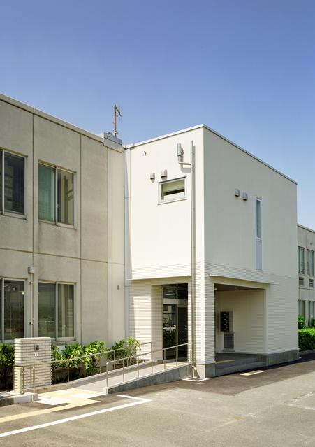 豊橋港湾合同庁舎増築工事イメージ3
