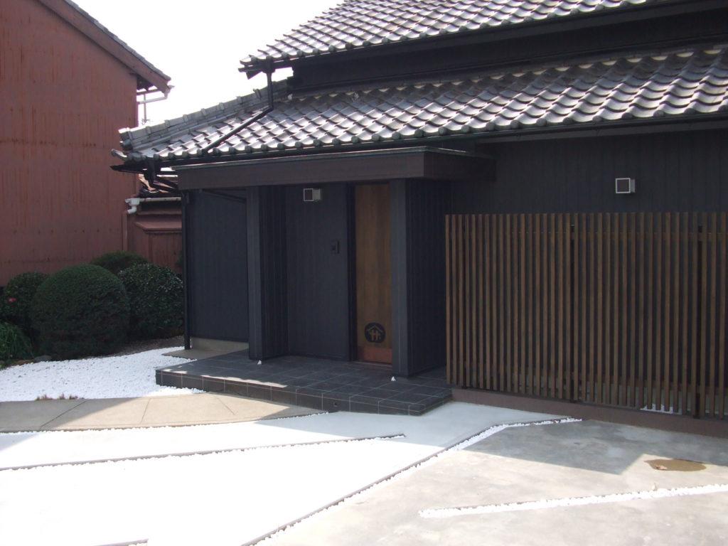カフェ&ギャラリー竹様 改修工事イメージ2