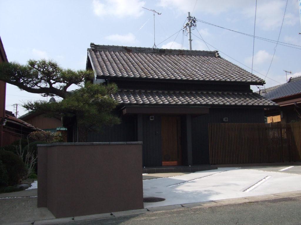 カフェ&ギャラリー竹様 改修工事イメージ1