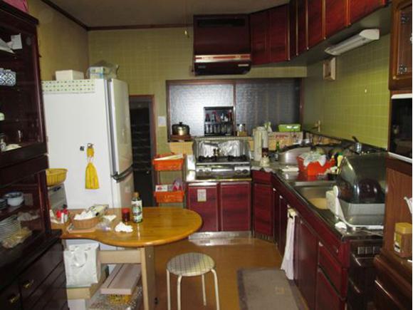 店舗スペースを快適な住居に/店舗リノベーションイメージ11