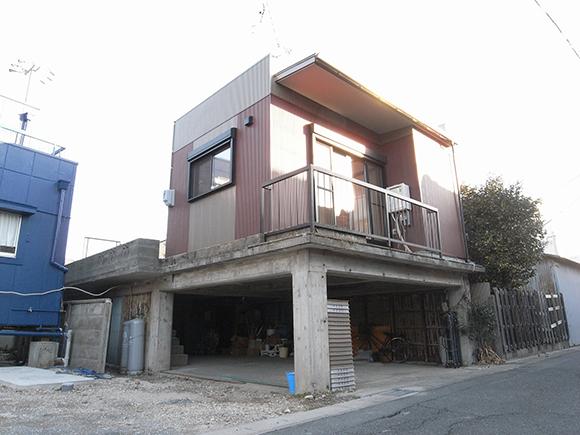 豊橋市船渡町 ハナレ減築工事イメージ1