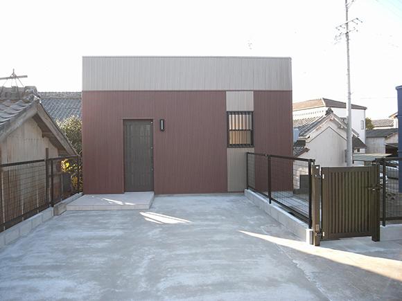 豊橋市船渡町 ハナレ減築工事イメージ7