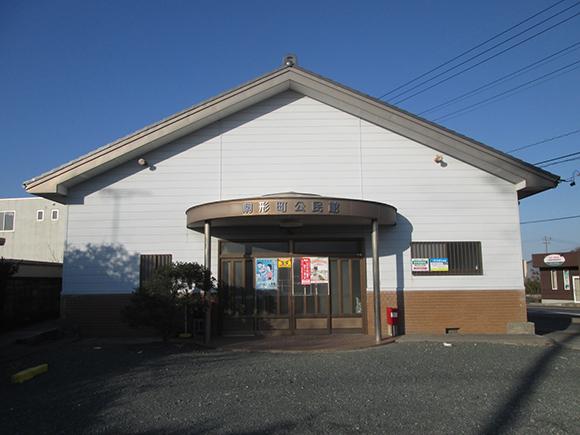 駒形町公民館外装工事