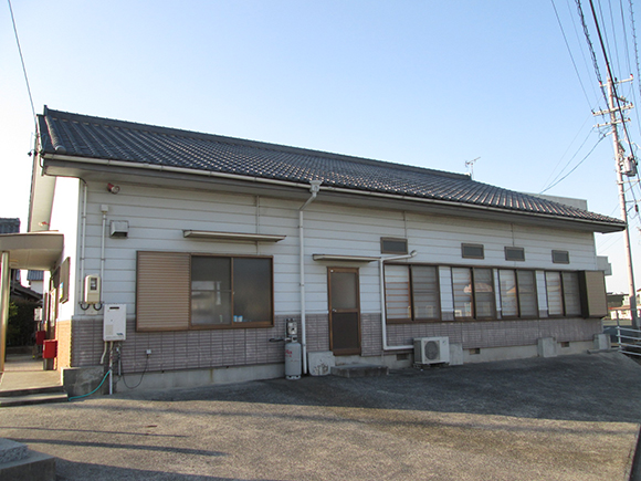 駒形町公民館外装工事イメージ3
