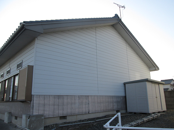 駒形町公民館外装工事イメージ2