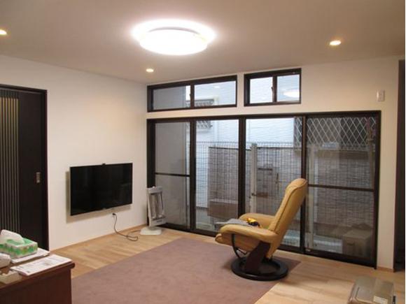 店舗スペースを快適な住居に/店舗リノベーションイメージ4