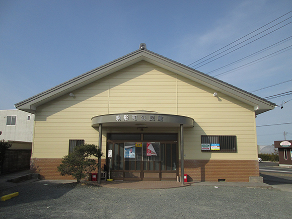 駒形町公民館外装工事イメージ4