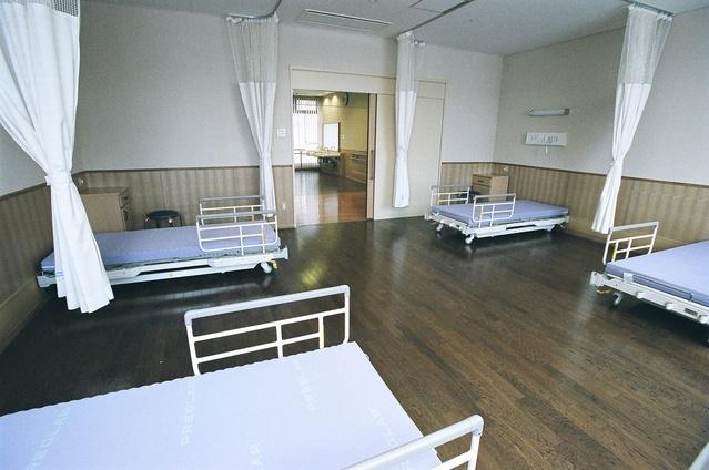 介護老人保健施設 増築工事イメージ4