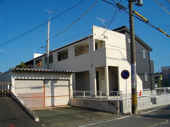 豊橋市大脇町 賃貸アパート新築工事イメージ3