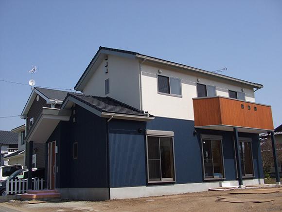 豊川市三蔵子 戸建住宅新築工事