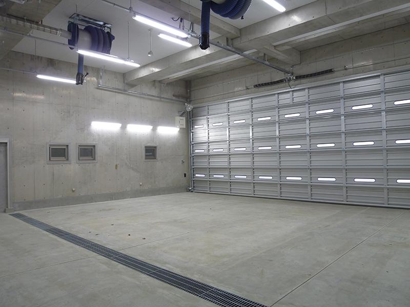 南消防署西分署建替え工事イメージ3