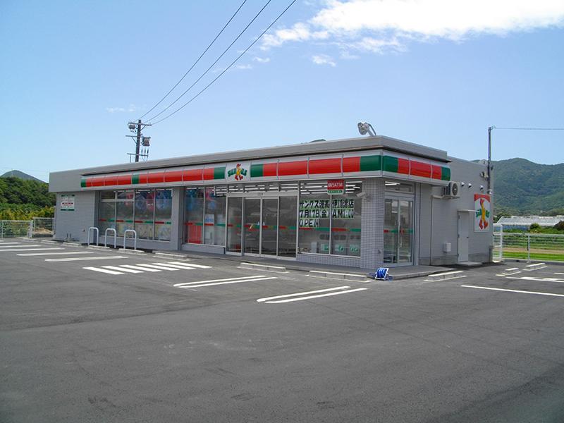サンクス渥美伊川津店新築工事