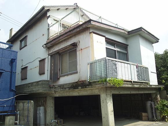 豊橋市船渡町 ハナレ減築工事イメージ8
