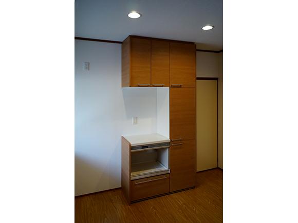 ご夫婦念願のリフォーム/キッチン・外装リフォームイメージ4