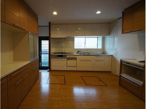 ご夫婦念願のリフォーム/キッチン・外装リフォームイメージ2