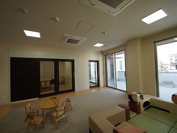 脳神経外科医院 新築工事イメージ10
