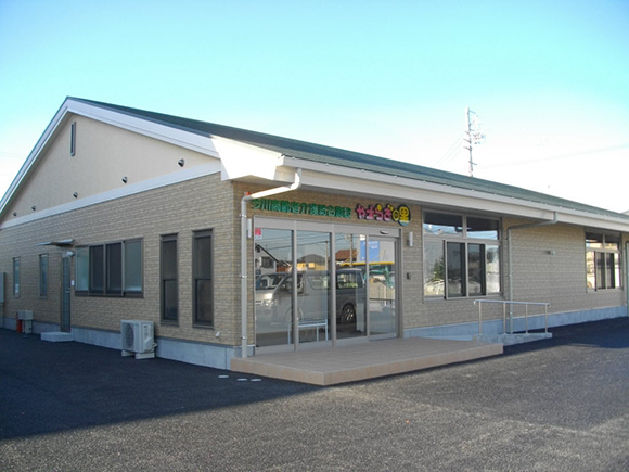 サービス付き高齢者向け住宅・デイサービスセンター 新築工事イメージ3