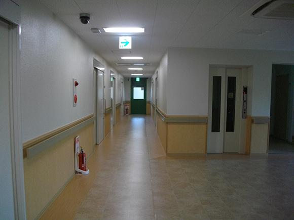 サービス付き高齢者向け住宅・デイサービスセンター 新築工事イメージ6