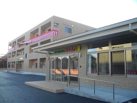 サービス付き高齢者向け住宅・デイサービスセンター 新築工事