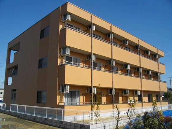 サービス付き高齢者向け住宅・デイサービスセンター 新築工事イメージ1