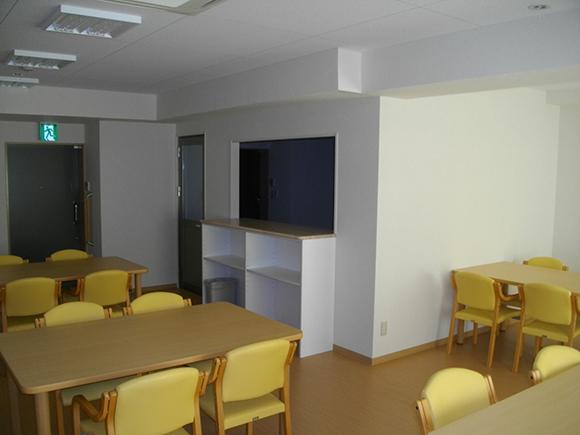 サービス付き高齢者向け住宅・デイサービスセンター 新築工事イメージ8