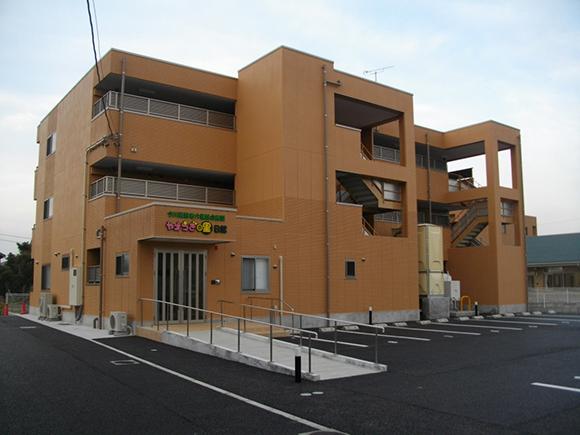 サービス付き高齢者向け住宅・デイサービスセンター 新築工事イメージ2