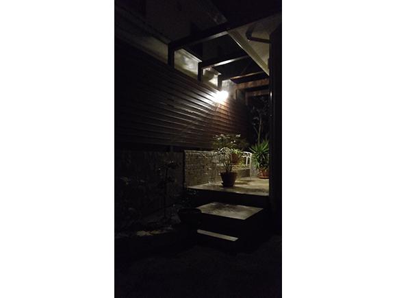 ウッドテラス→タイルデッキ/外構リフォームイメージ5