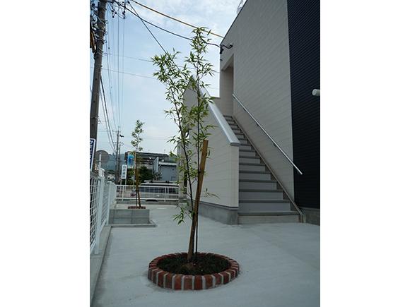 豊橋市大脇町 賃貸アパート新築工事イメージ2