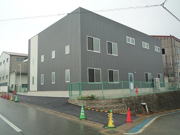 株式会社C.Iプラント様 工場棟新築工事イメージ5
