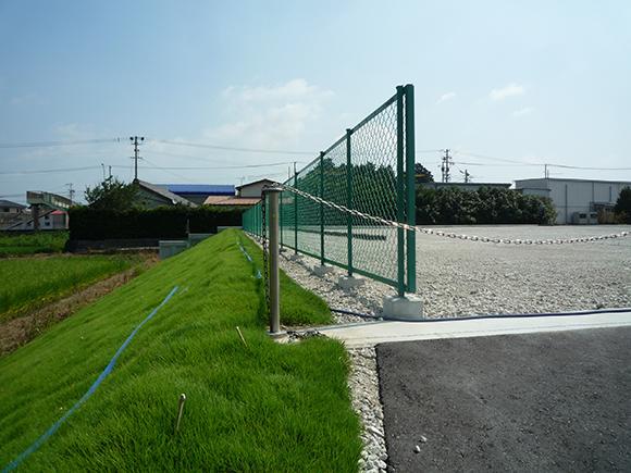 佐藤商店様 擁壁工事イメージ5