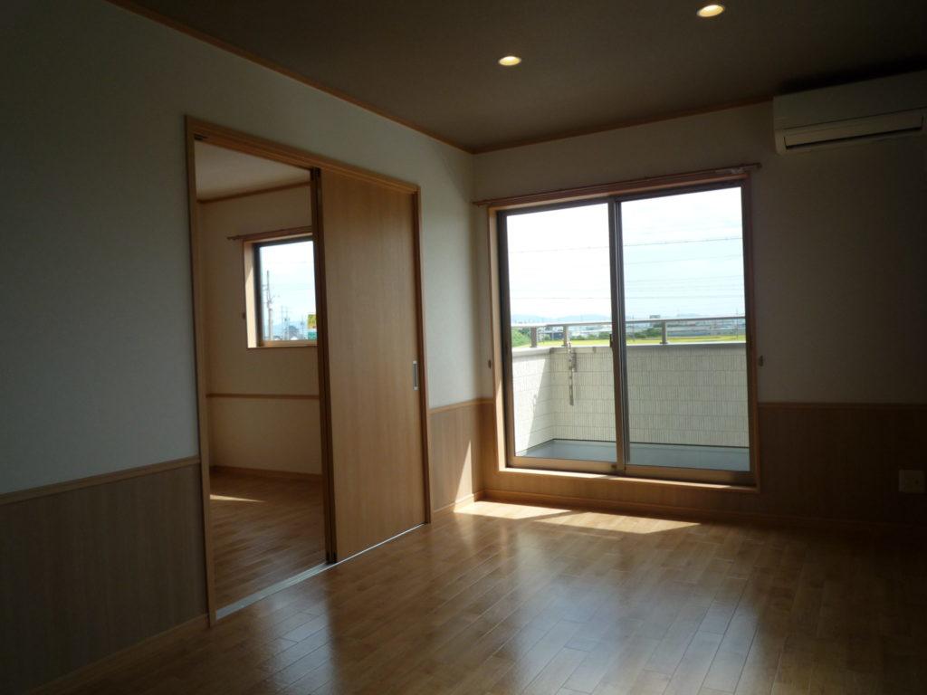 豊川市国府町 賃貸アパート新築工事(2階2LDK)イメージ9
