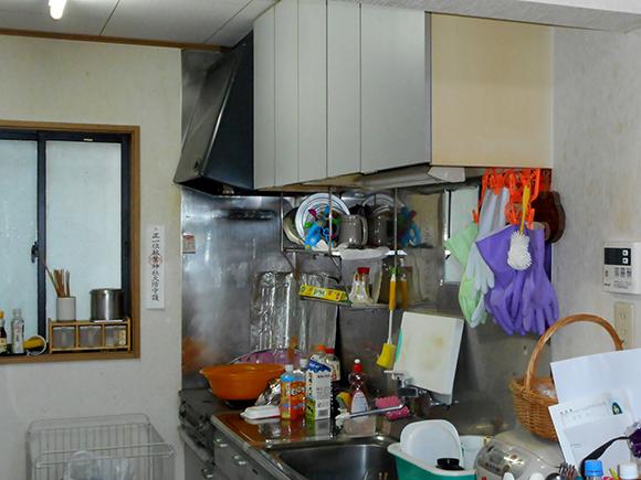 受け継いだ想い出の家/キッチンリフォームイメージ3