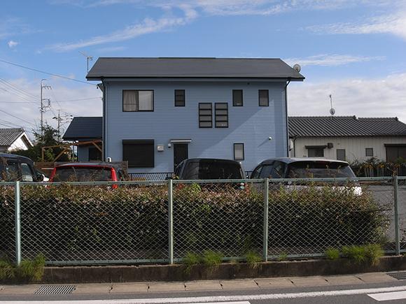 豊橋市吉川町 外壁リフォームイメージ3