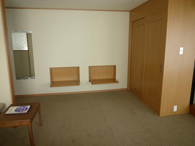 ホテルシーパレスリゾート6階客室改修工事イメージ2