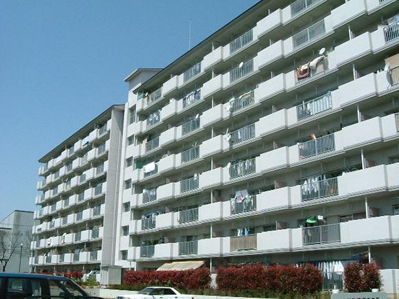 愛知県諏訪住宅