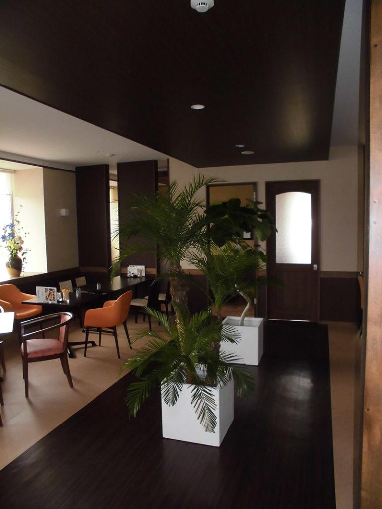 老舗の料亭を南国風レストランに/店舗リノベーションイメージ7