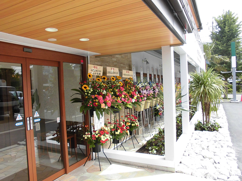 老舗の料亭を南国風レストランに/店舗リノベーションイメージ3