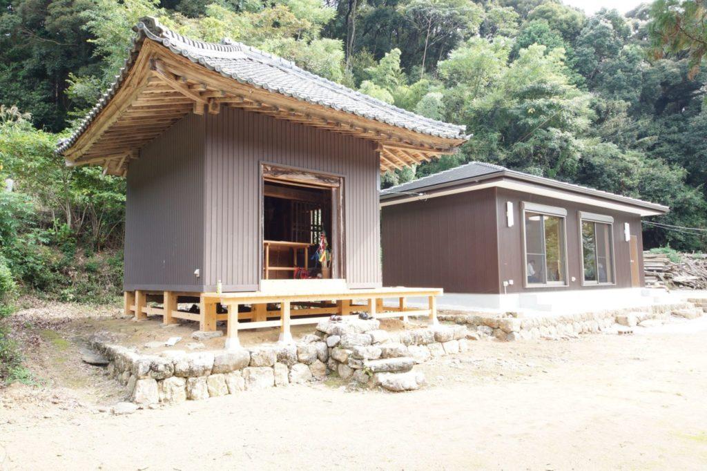 寺院本堂 新築工事イメージ7