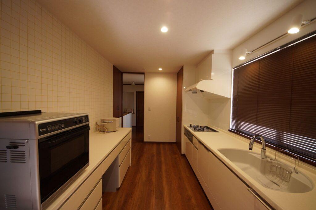 洋室を新たなるキッチンへ/キッチンリフォームイメージ3
