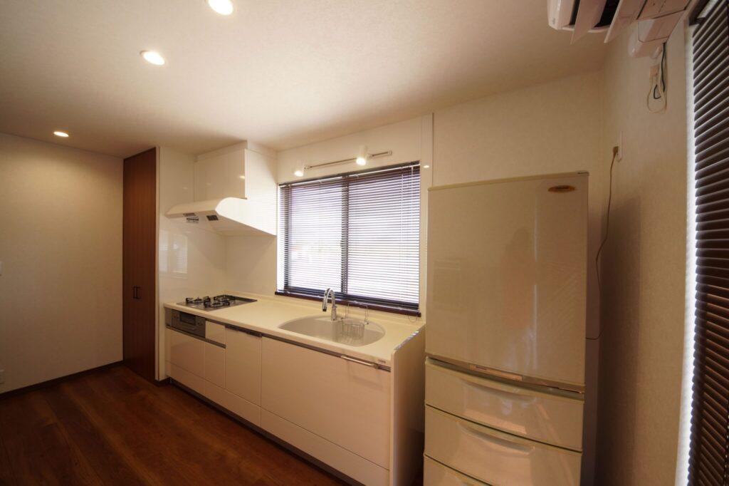 洋室を新たなるキッチンへ/キッチンリフォームイメージ2