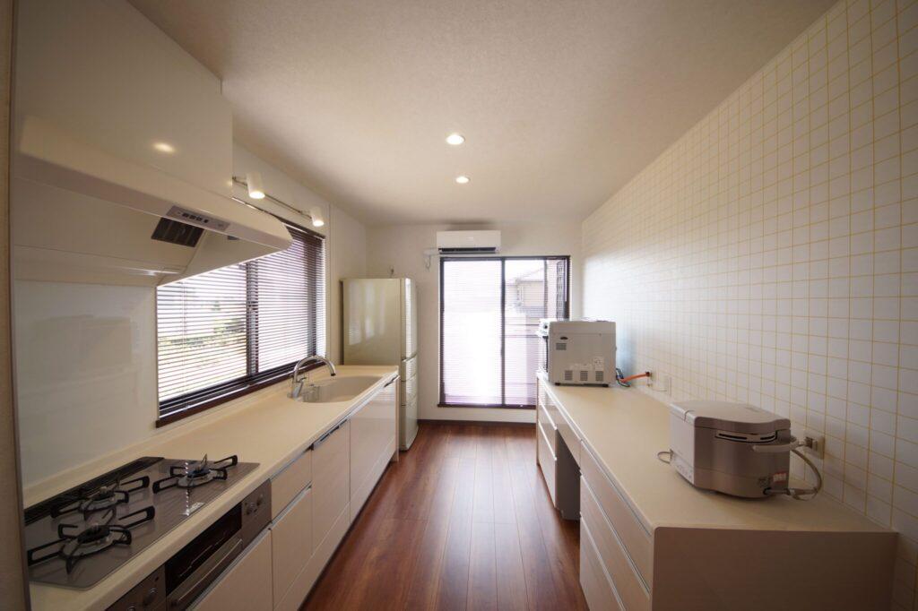 洋室を新たなるキッチンへ/キッチンリフォームイメージ4