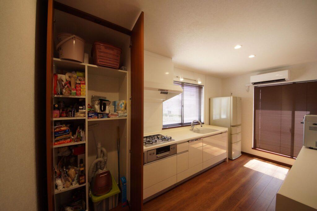 洋室を新たなるキッチンへ/キッチンリフォームイメージ5