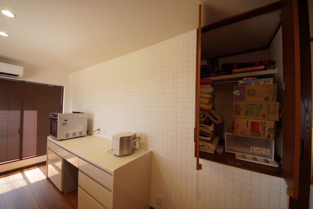 洋室を新たなるキッチンへ/キッチンリフォームイメージ6