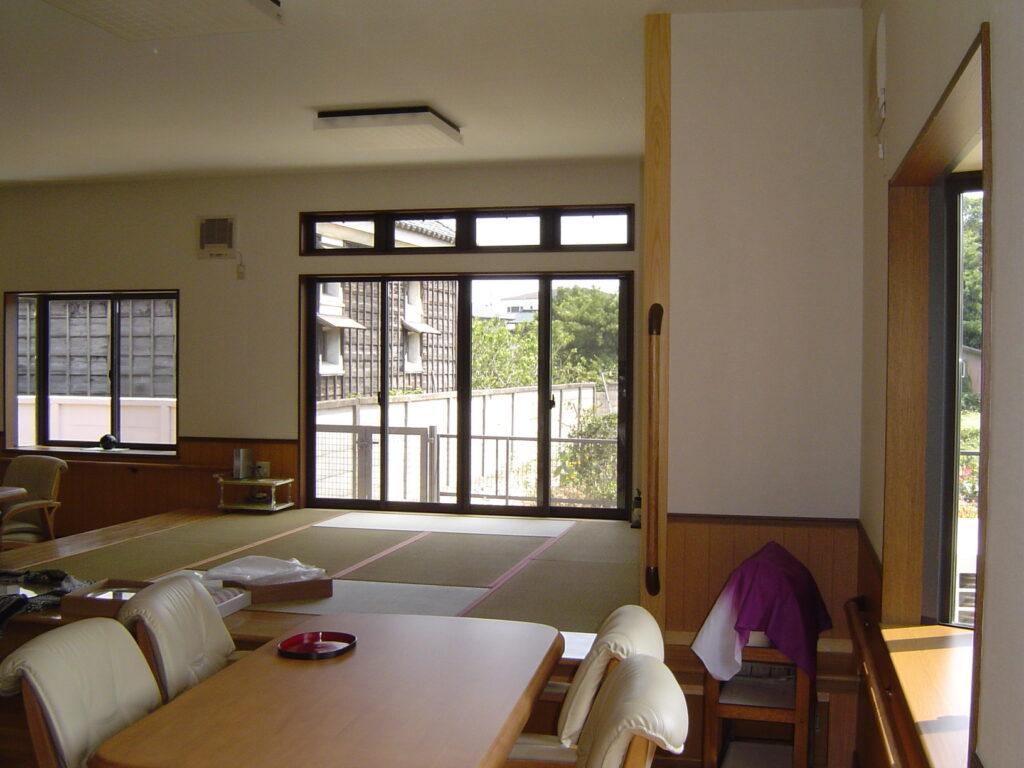 デイサービスセンター 新築工事イメージ3
